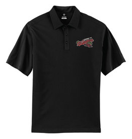 Nike Dri-Fit Black Polo