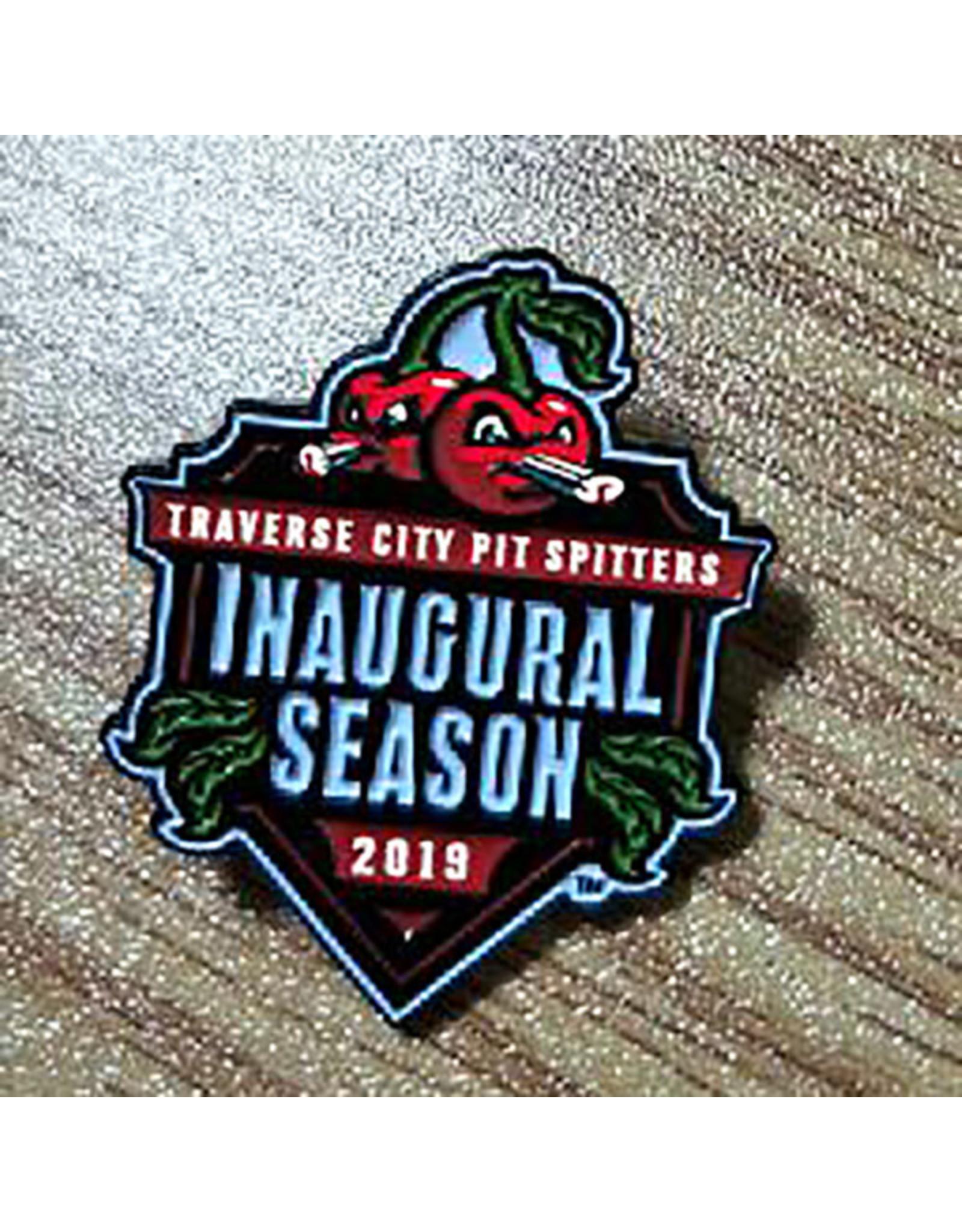 5061 Inaugural Season Lapel Pin