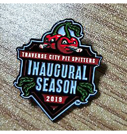 Inaugural Season Lapel Pin