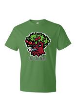 2025 Tree Logo Green Apple Tee