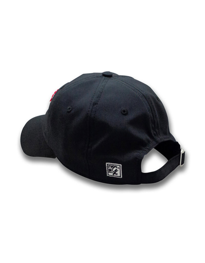 The Game 1230 Game Changer Relaxed Cherries Black Cap