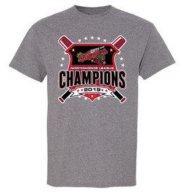 2019 Champions Graphite Tee