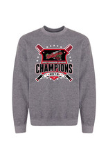 3024 2019 Champions Graphite Crew CLEARANCE