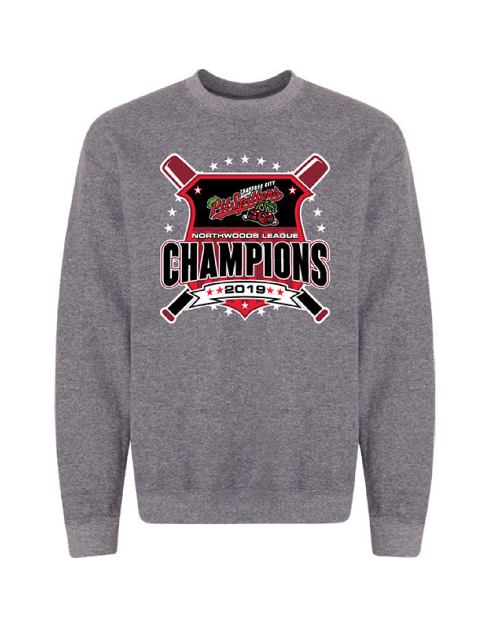 3024 2019 Champions Graphite Crew