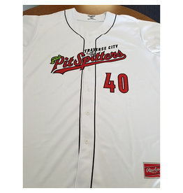 Rawlings Home Authentic Player Game Jersey