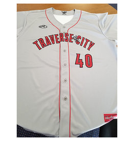 Rawlings Road Authentic Player Game Jersey