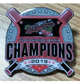 2019 Champions Lapel Pin