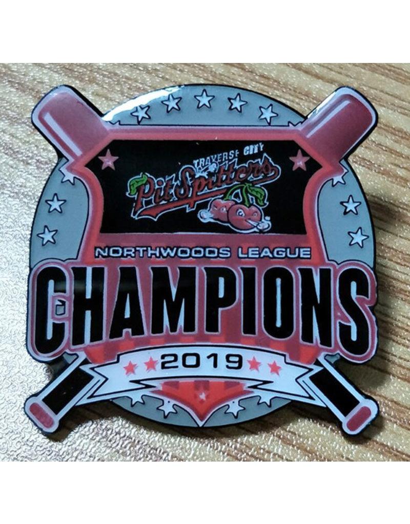 5062 2019 Champions Lapel Pin