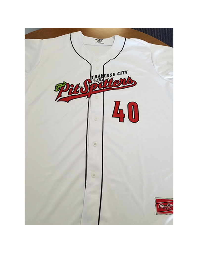 Rawlings 3825 Home Authentic Player Game Jersey