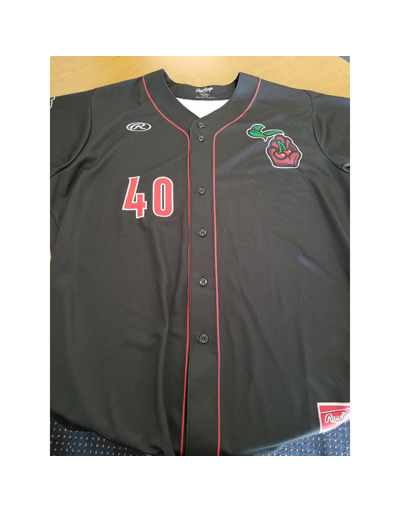 Rawlings 3827 Alternate Authentic Player Game Jersey