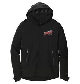Eddie Bauer Weather Edge Hooded Full Zip Jacket