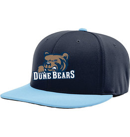 Richardson Dune Bears On-Field Navy/Columbia Cap