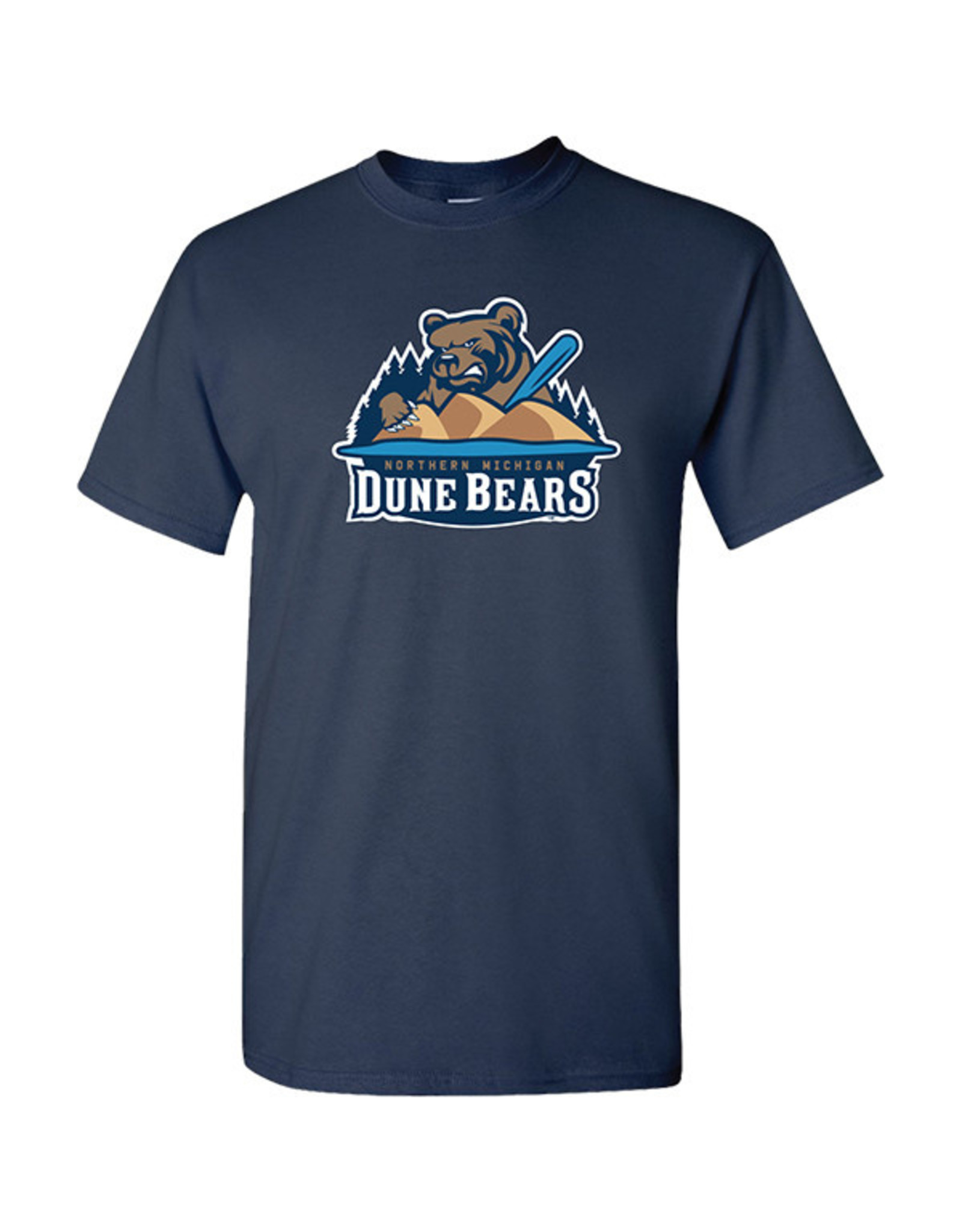 2530 Dune Bears Navy Tee CLEARANCE