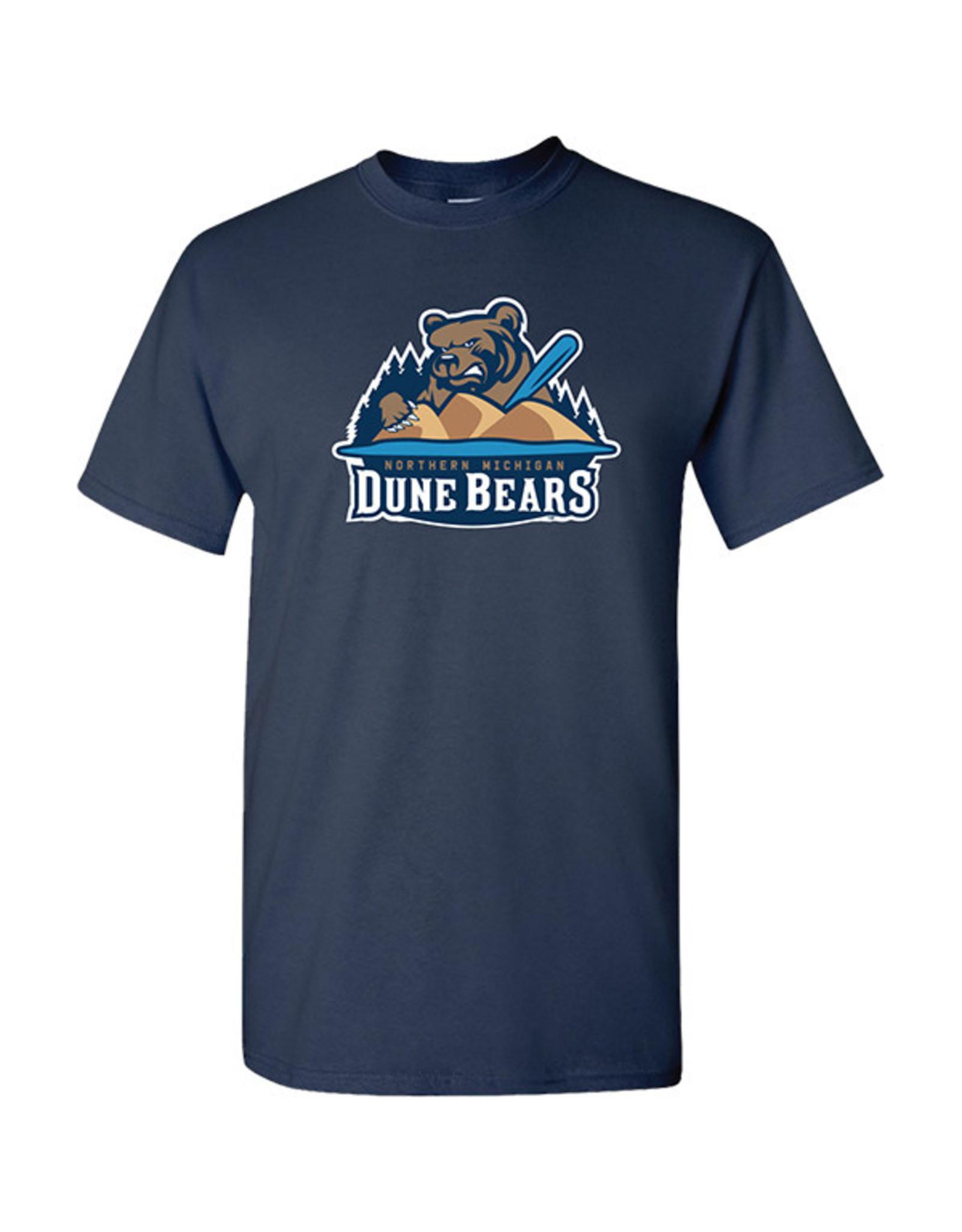 2530 Dune Bears Navy Tee