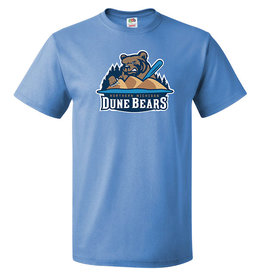 Dune Bears Columbia Blue Tee
