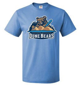 Youth Dune Bears Columbia Blue Tee