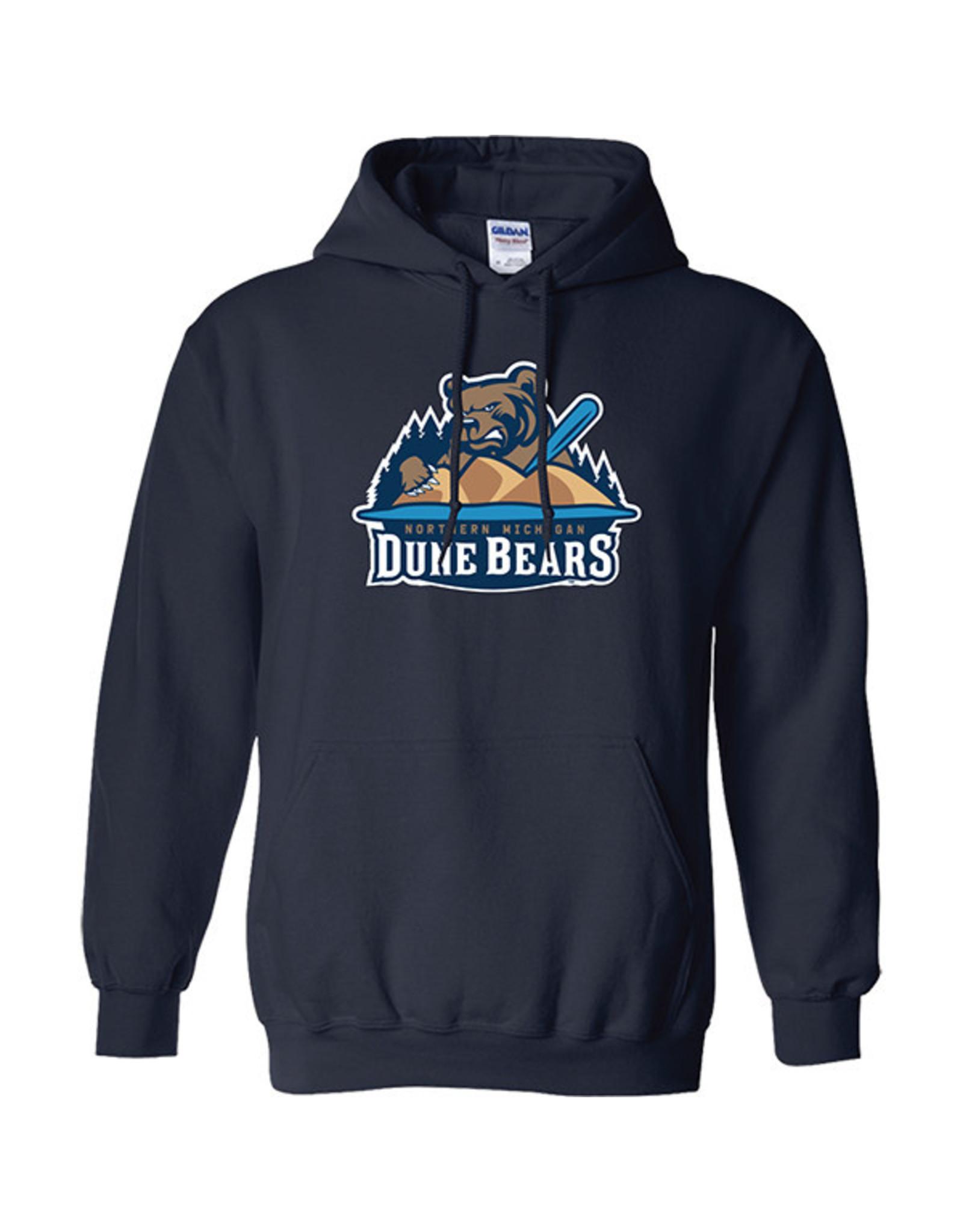 3100 Dune Bears Navy Hood