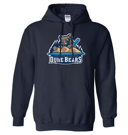 Dune Bears Navy Hood