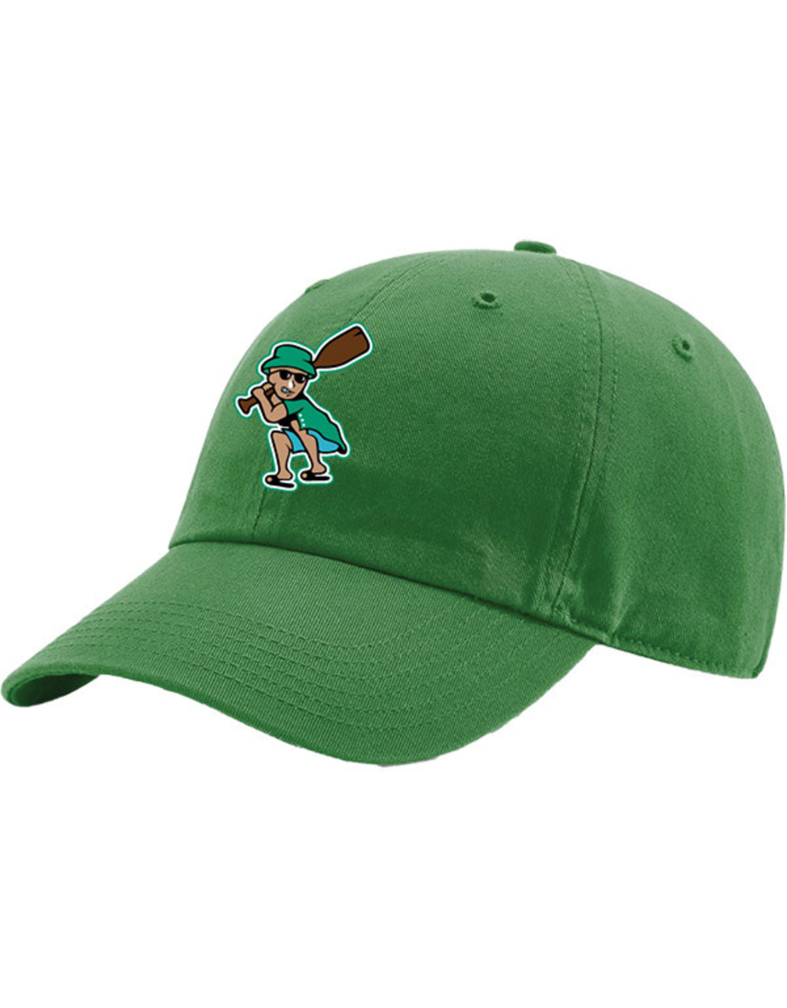 Richardson 1810 Resorters Youth Green Unstructured Cap