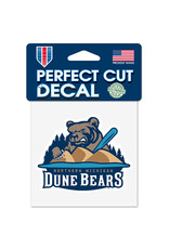 5011 Dune Bears 4x4 Window Decal