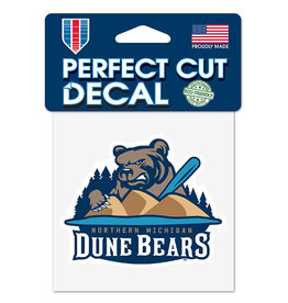 Dune Bears 4x4 Window Decal