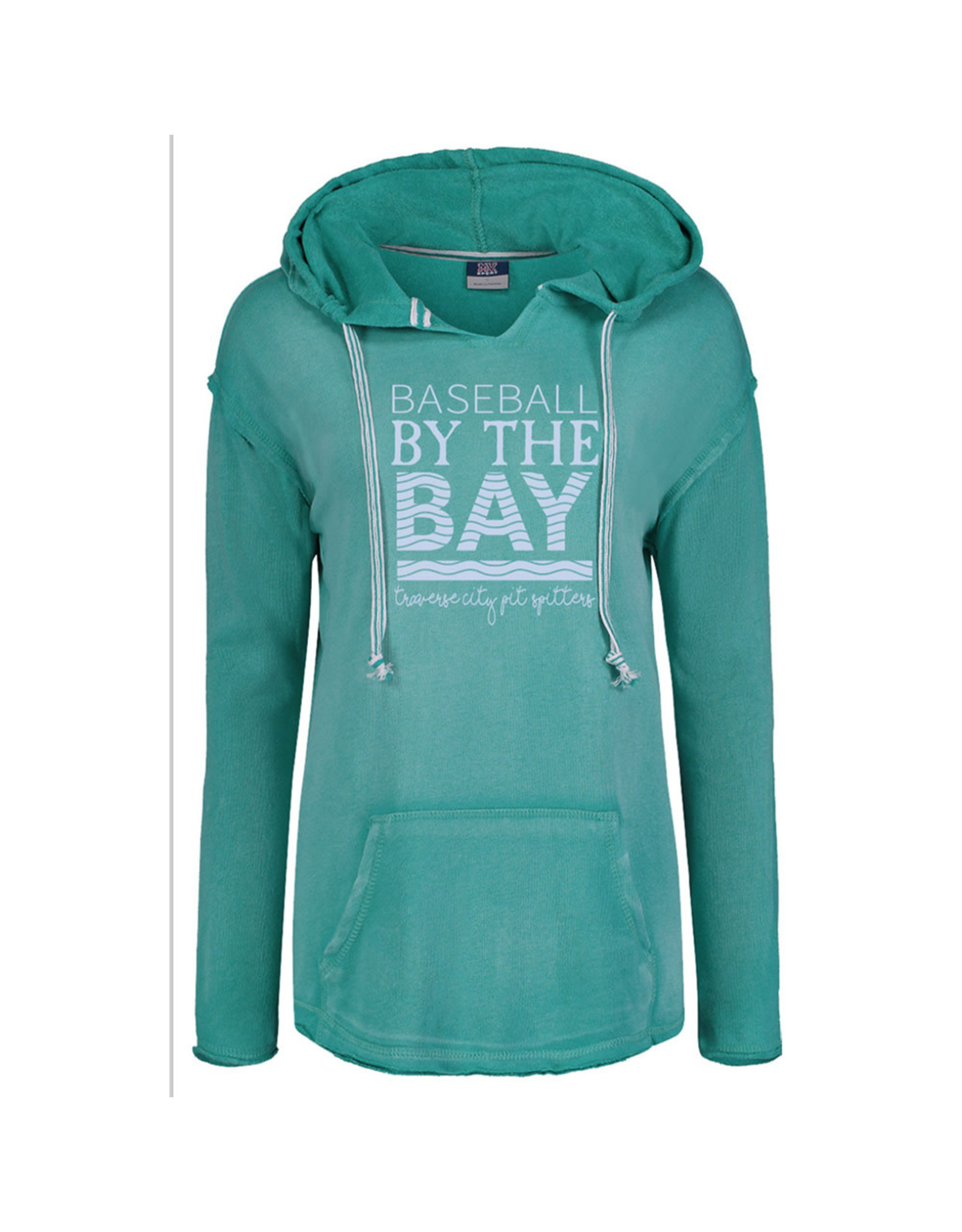 MV Sport 3260 Ladies Angel Terry Jade Hoodie