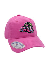 The Game 1672 Youth Hyper Pink Cap
