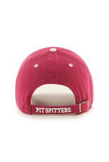 '47 Brand 1209 Ice Dk Red Clean Up Cap