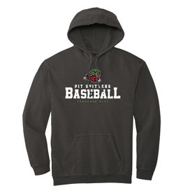 Cherries/Stacked Text CC Pepper Hood