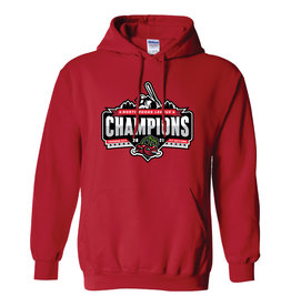 Champions Red Hoodie