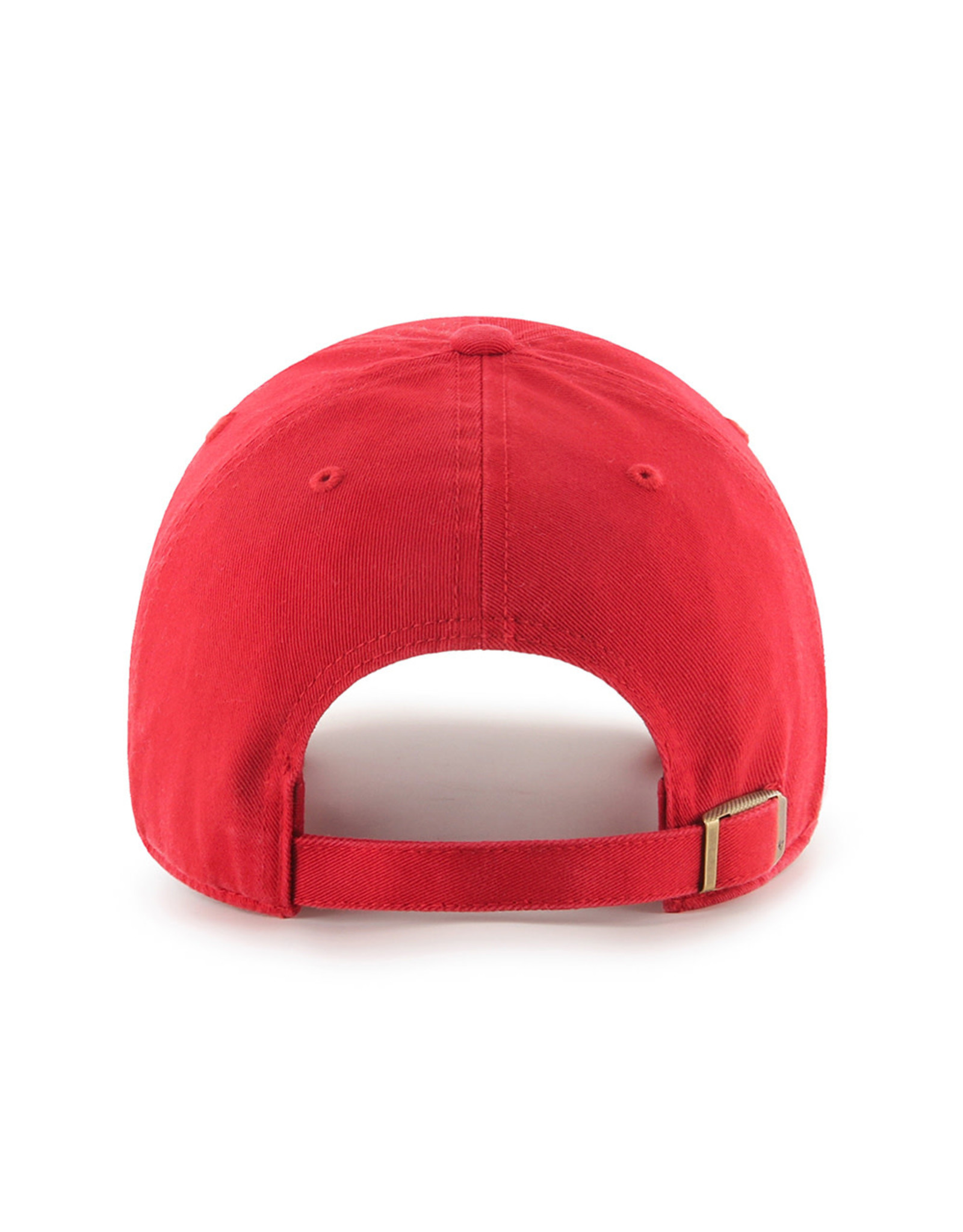 '47 Brand 1208 Red Clean Up Cap