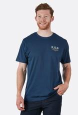 rab T-Shirt Rab Stance Sunrise