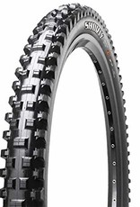 Maxxis Maxxis, Shorty, 29x2.50, Folding, 3C Maxx Grip, 2-ply, Wide Trail, 60TPI, Black