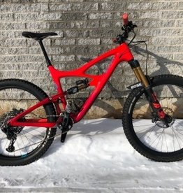 Ibis Ibis Mojo HD4 Kit GX Fox 36 Factory Fox Float X2 Guidon Ibis Carbon