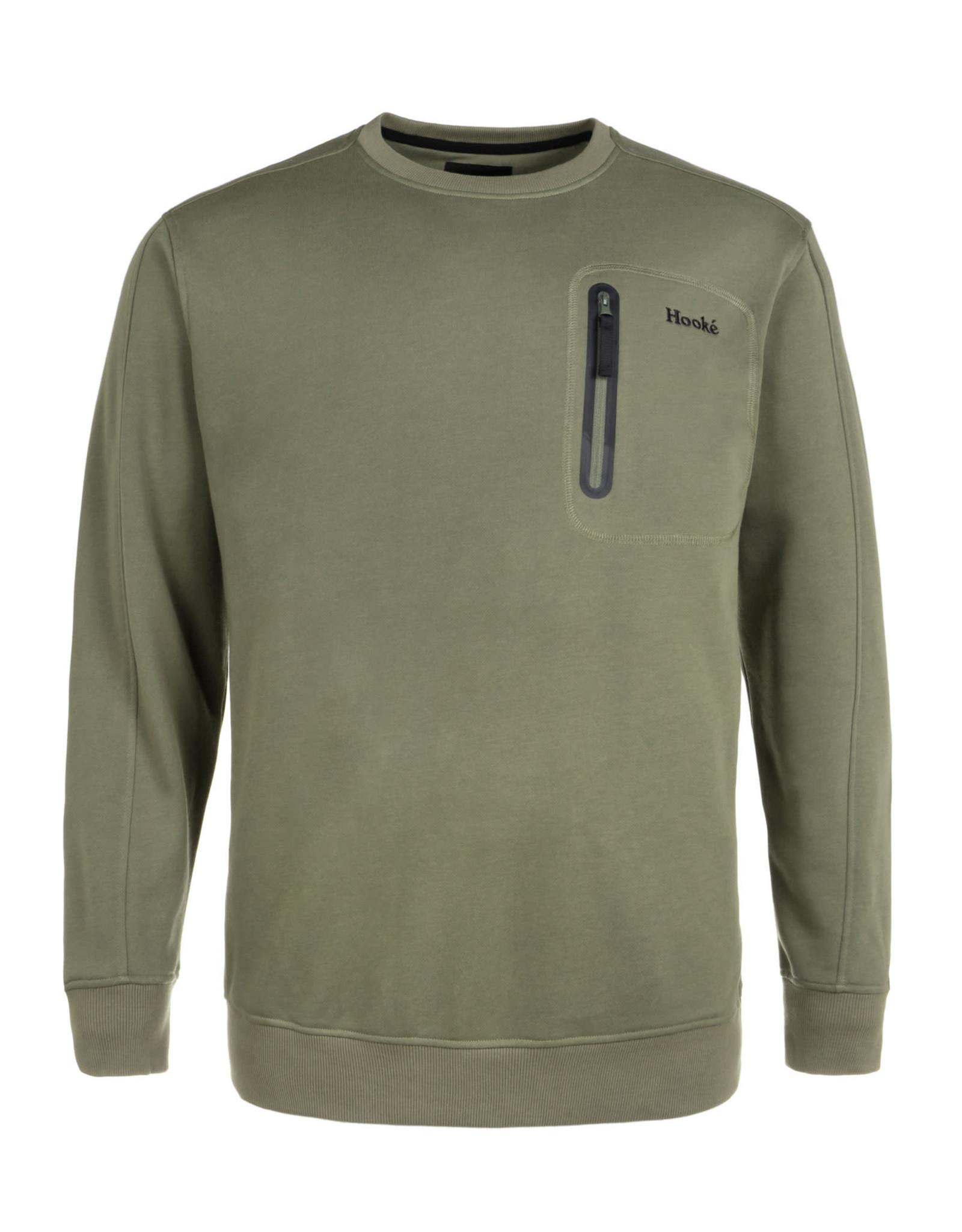 Hooké Chandail Trail Crewneck