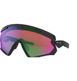 Oakley Lunette Oakley Wind Jacket 2.0 Matte Black W/Prizm Snow Black