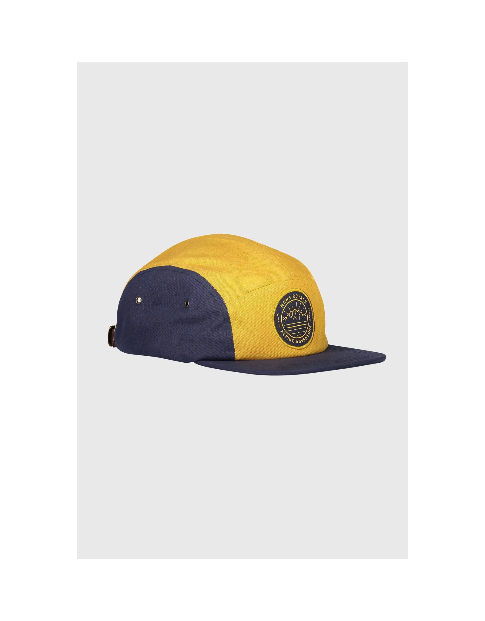 Mons Royale Casquette Mons Royale Beattie 5 Panel