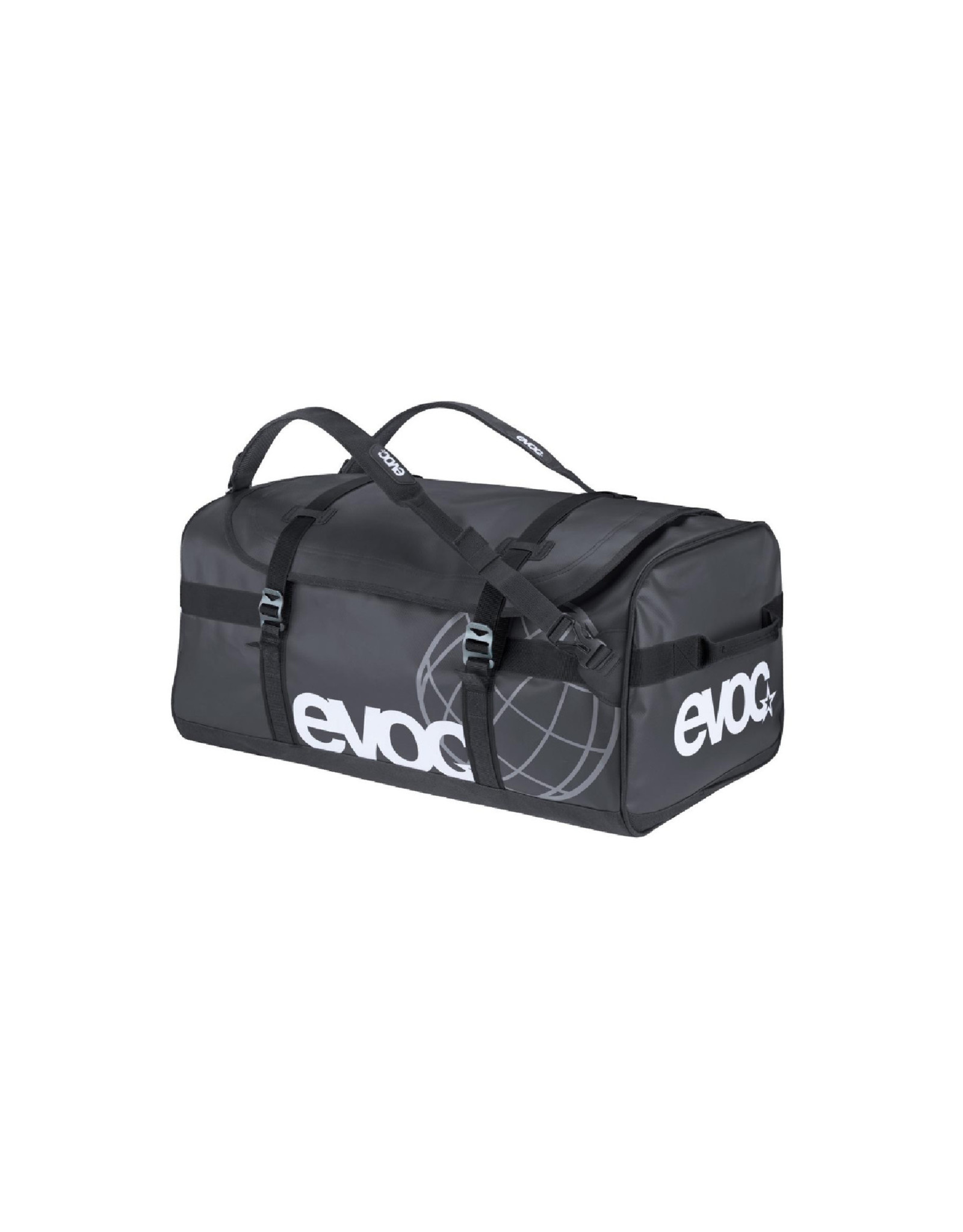Evoc Evo Duffle Bag 100L, sac de voyage 100L, Noir