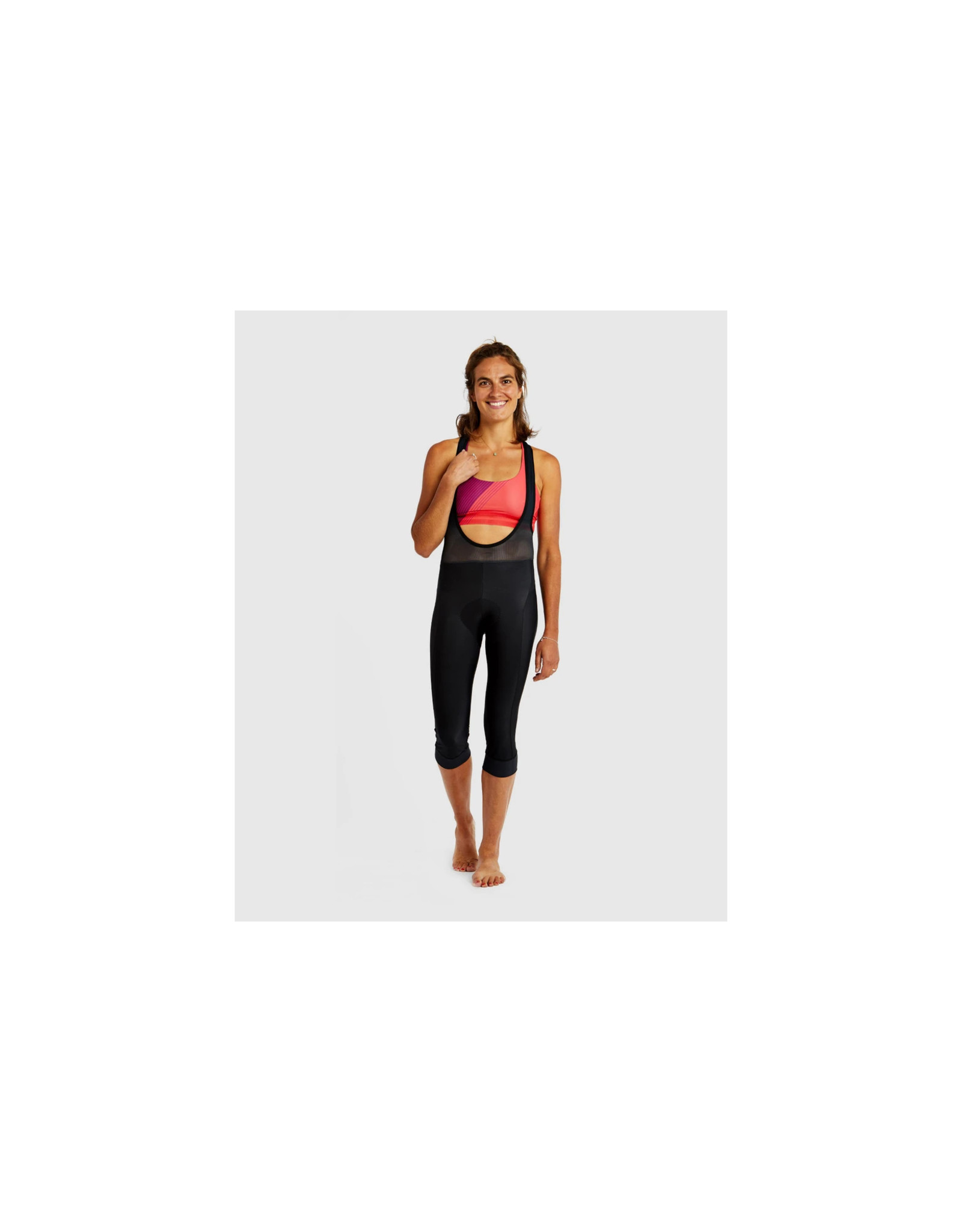 Peppermint Cycling Bib Knicker Peppermint Thermique