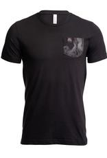 Rocky Mountain Pocket T-Shirt Lines Rocky Mountain