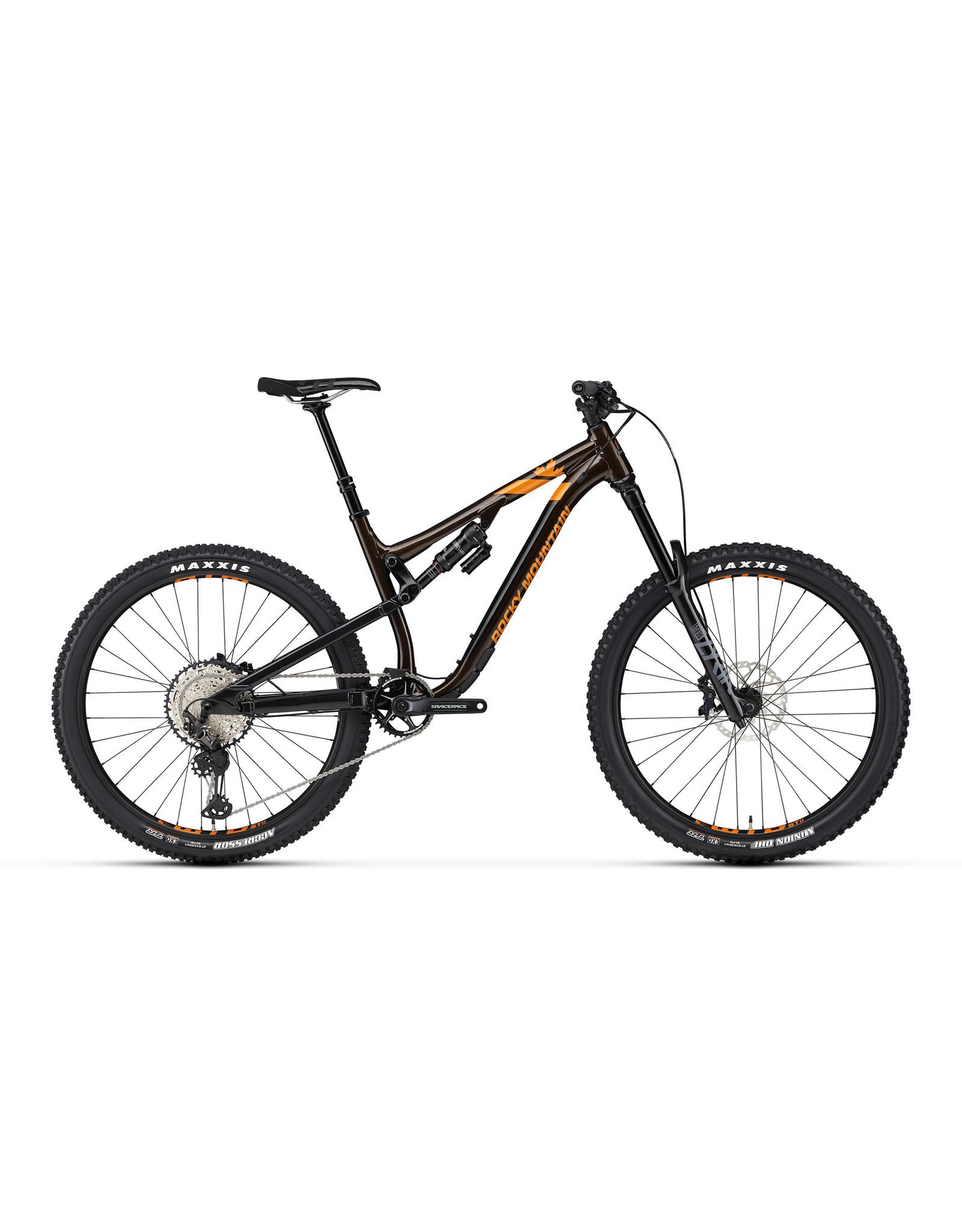 Rocky Mountain Vélo Rocky Mountain Altitude A50 2020