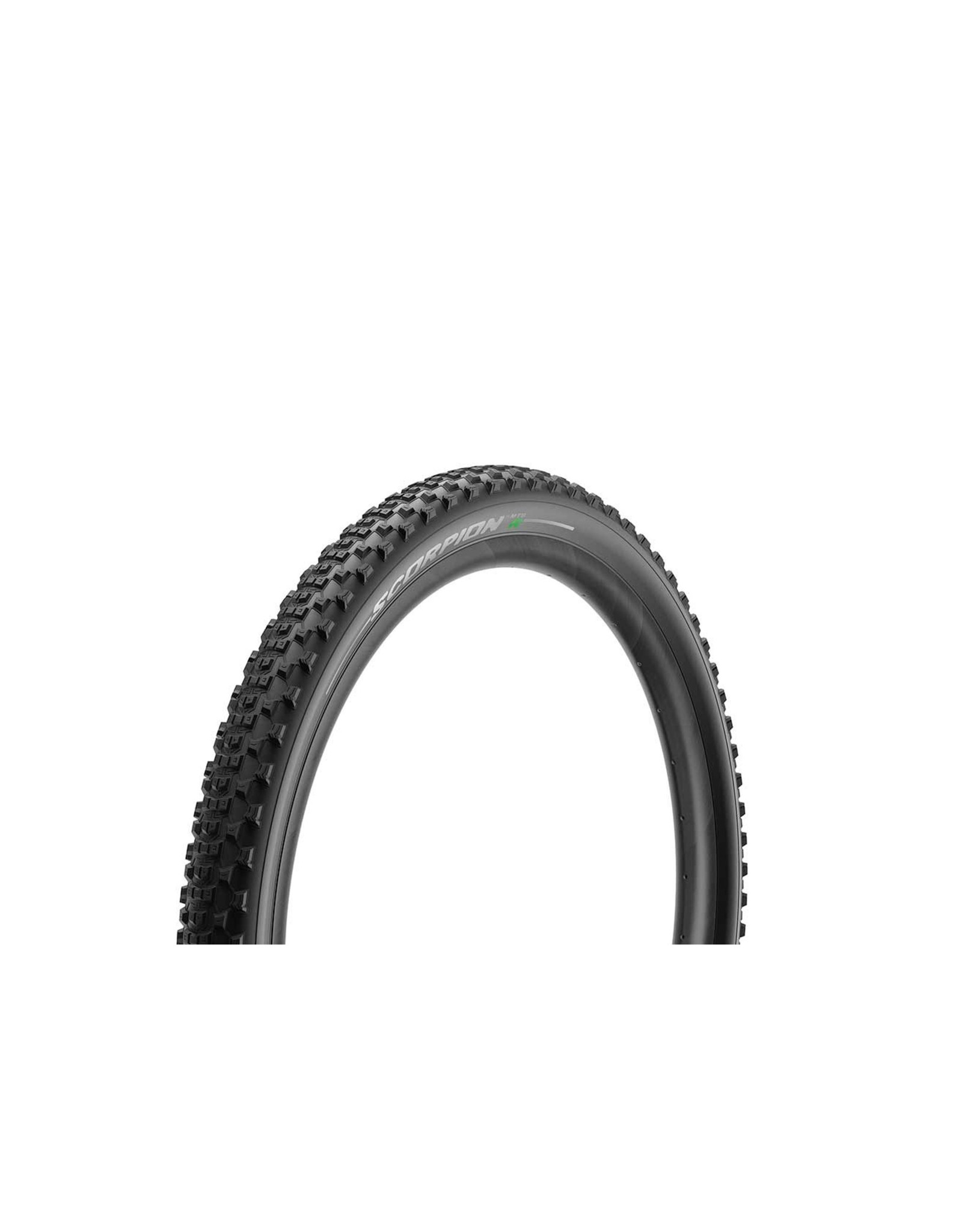 Pirelli, Scorpion MTB R, Tire, 29''x2.40, Folding, Tubeless Ready, Smartgrip, 60TPI, Black