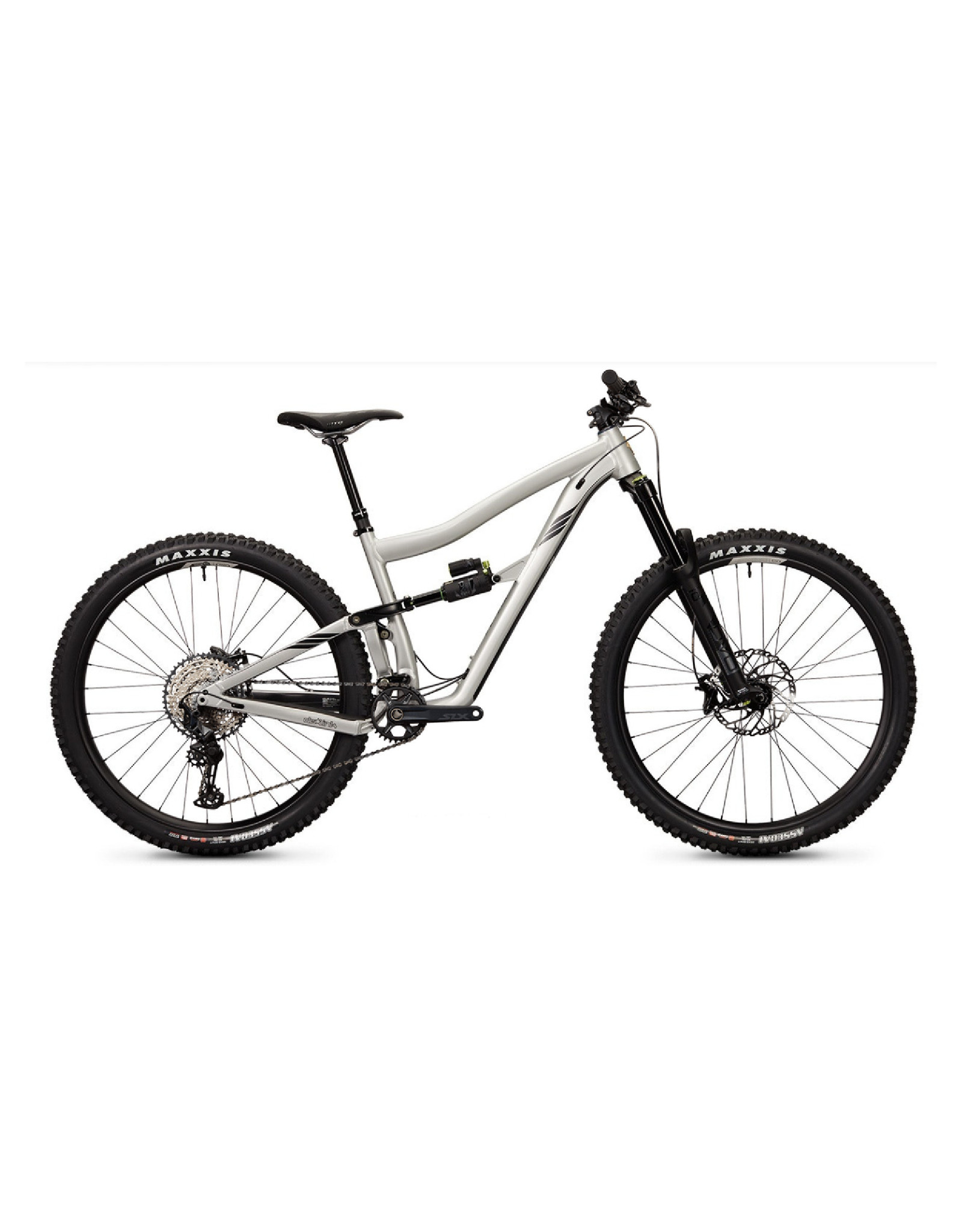 Ibis Ripmo AF SLX, Air Shock, Raw, Small