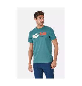 rab T-Shirt Rab Stance Vintage