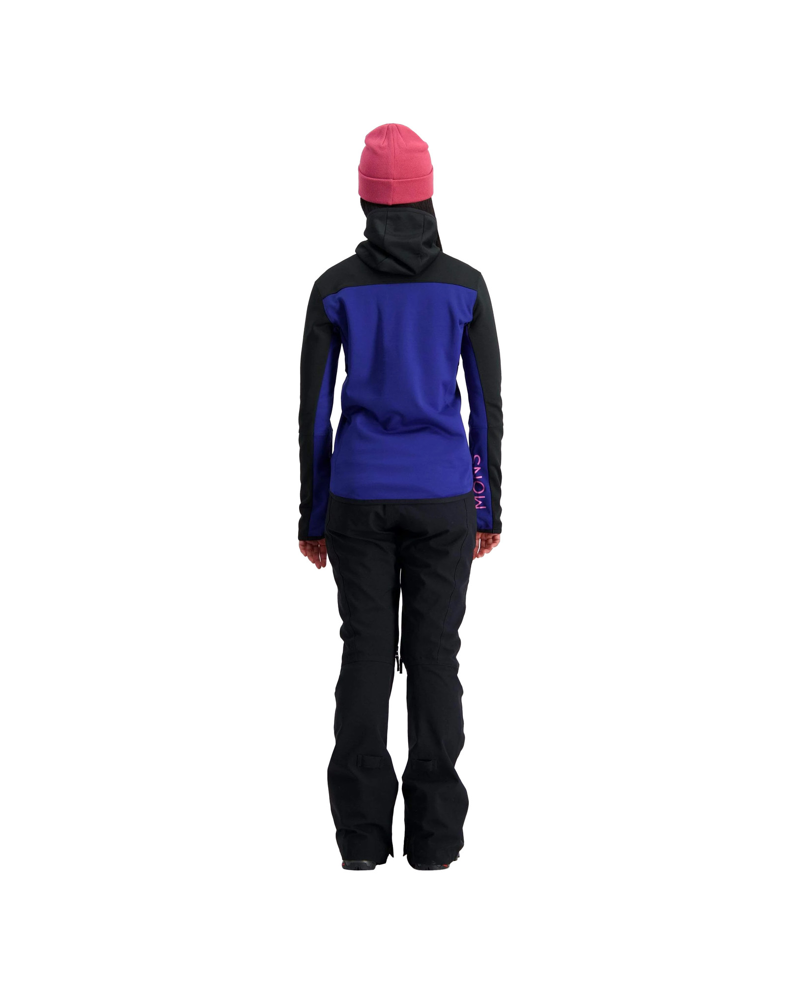 Mons Royale Hoodie Mons Royale Approach Tech Femme