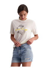 Mons Royale Tee Mons Royale Icon Relaxed Femme