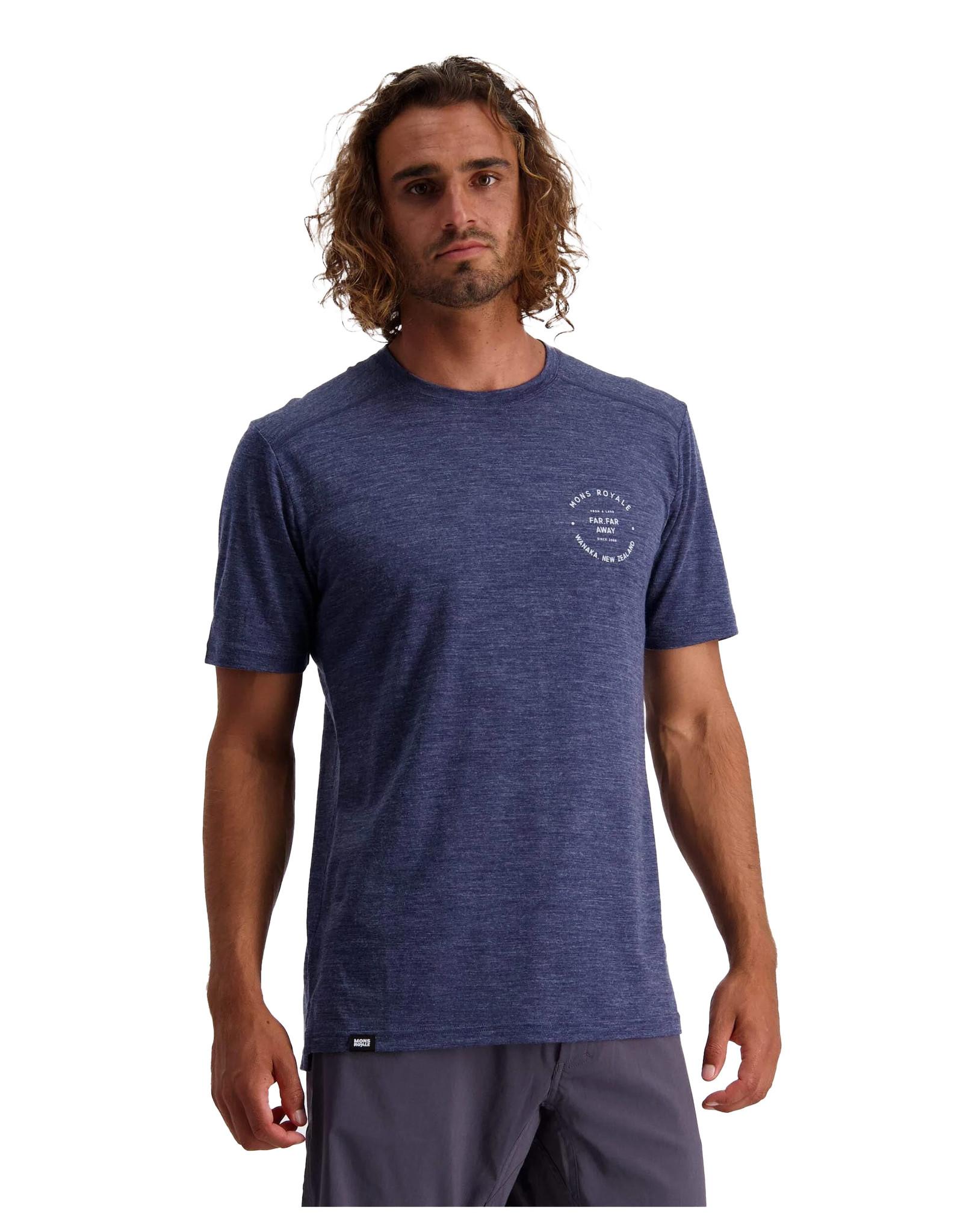Mons Royale T-Shirt Mons Royale Vapour