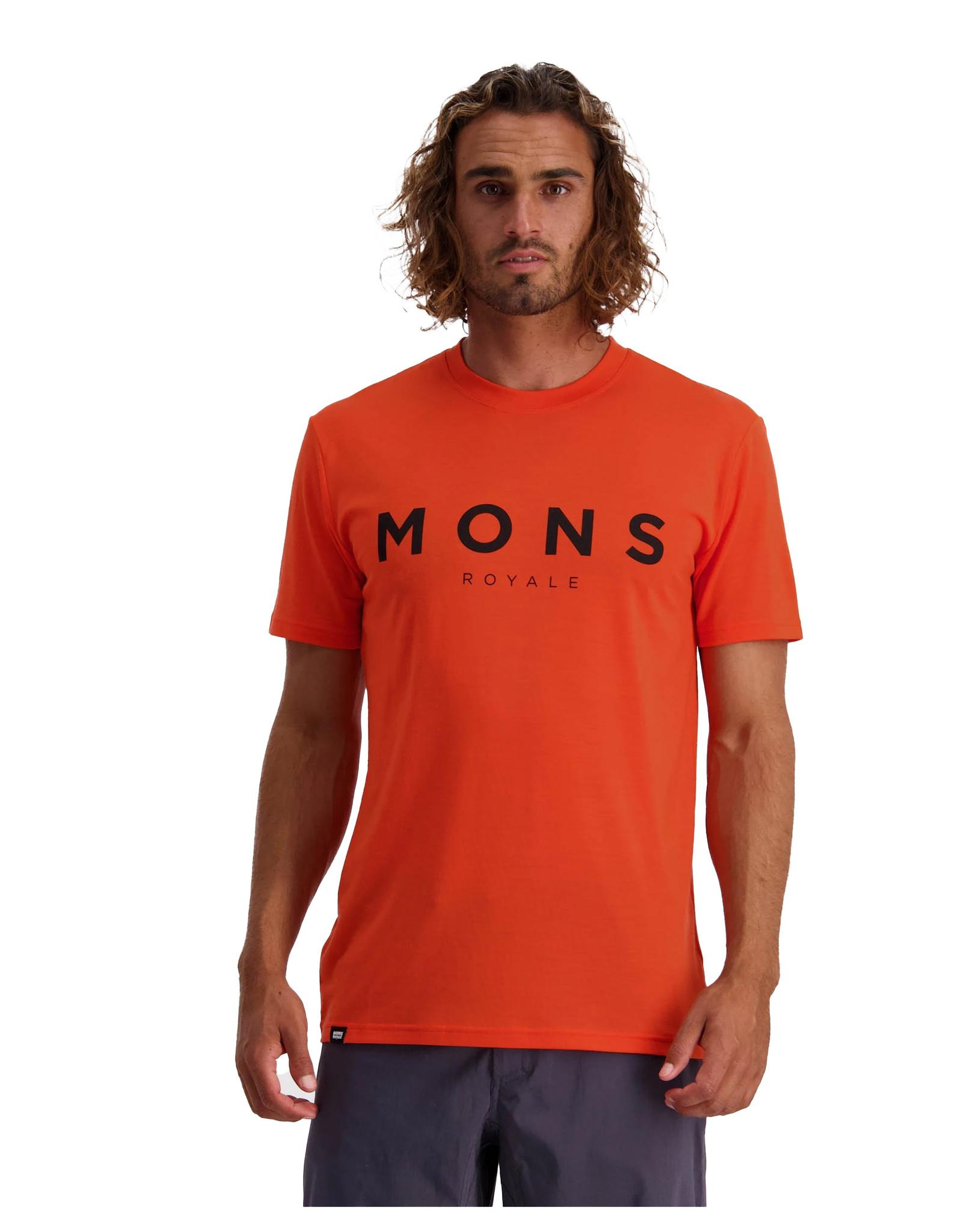 Mons Royale T-Shirt Mons Royale Icon