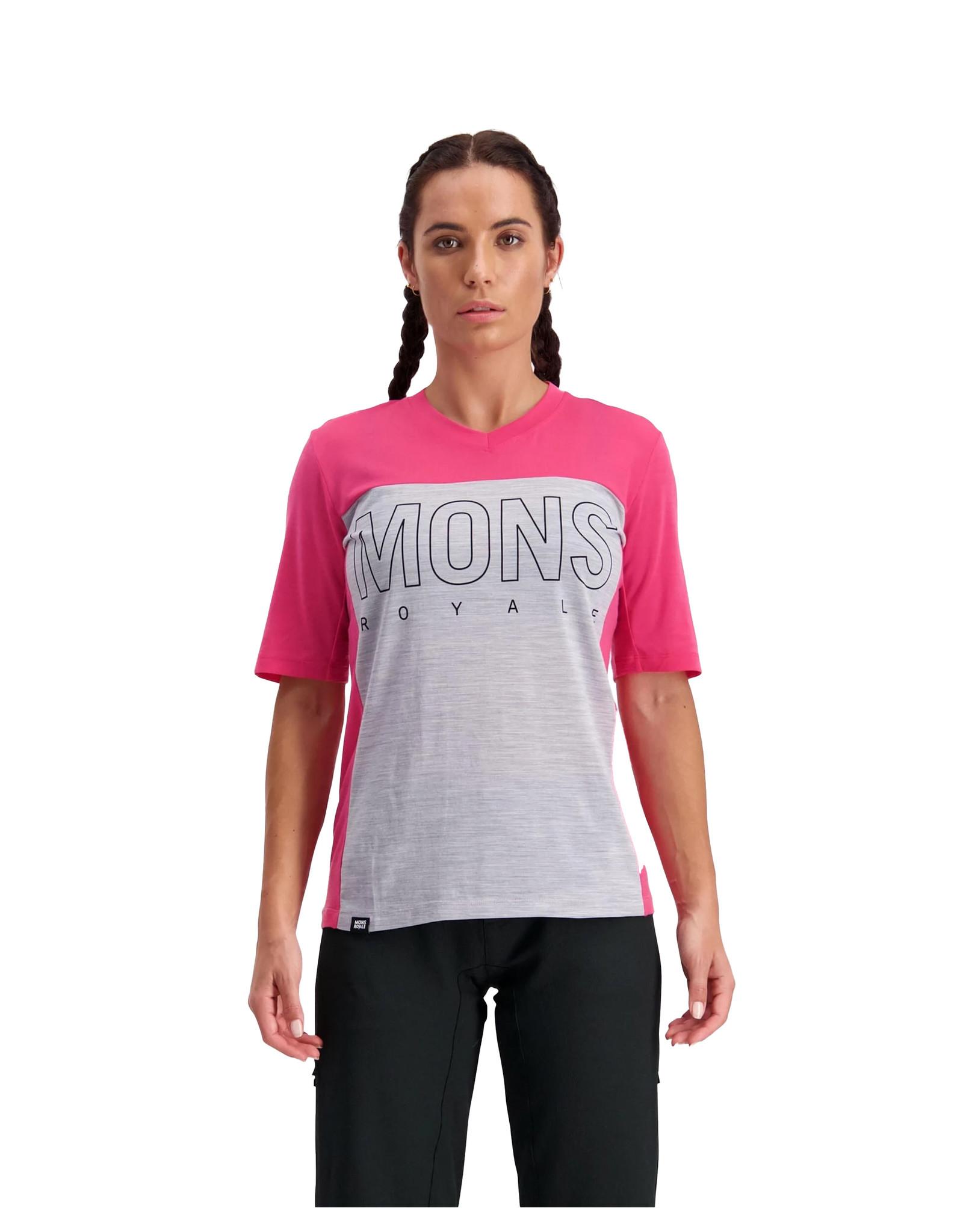 Mons Royale Maillot Mons Royale Phoenix Enduro VT Femme