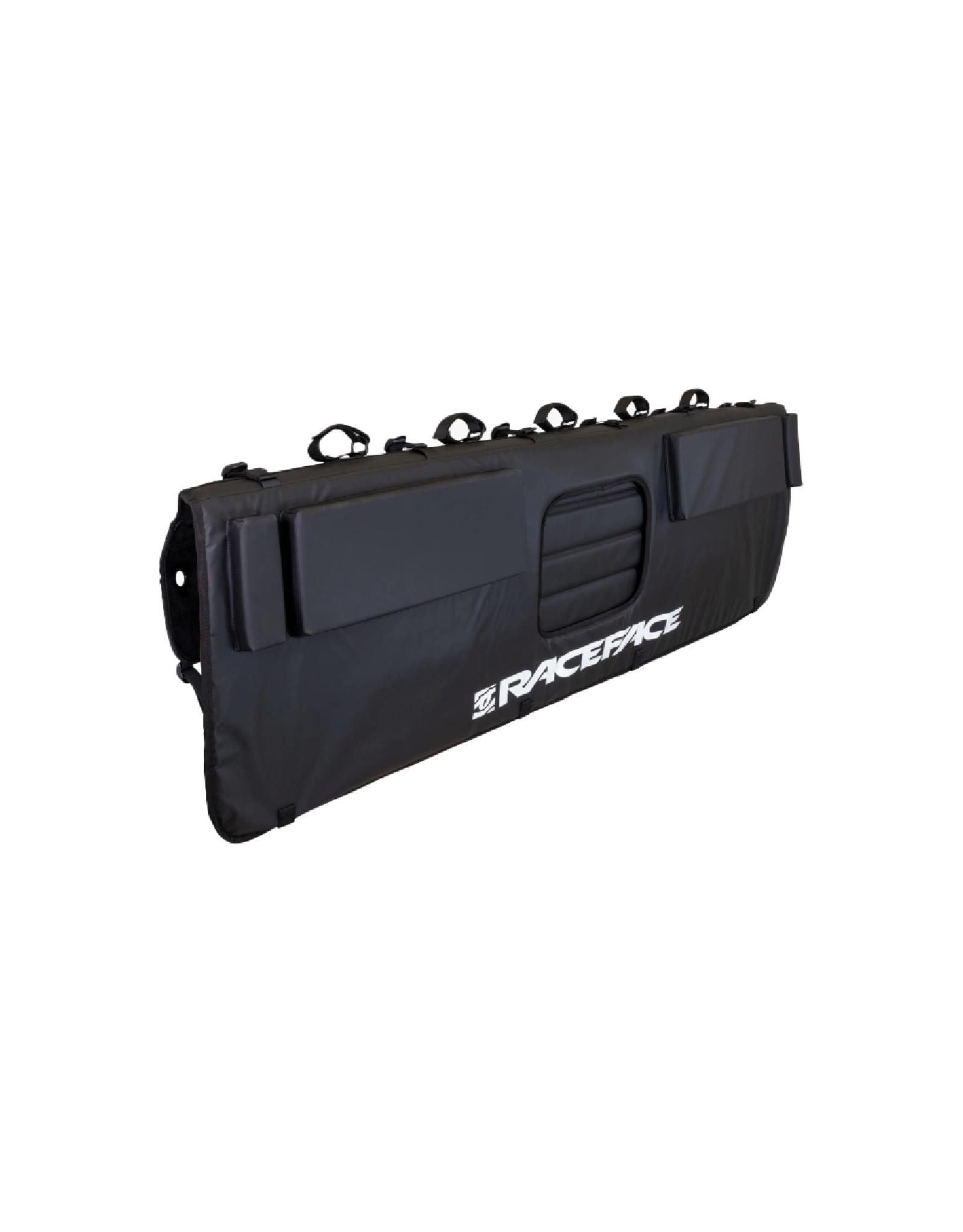 Race Face T2 Tailgate Pad-Black-S/M Black